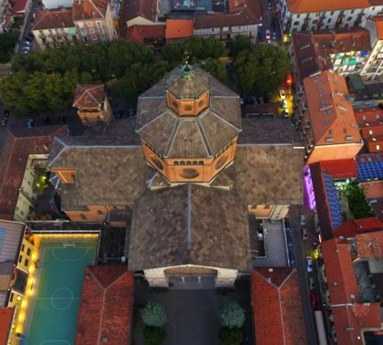 foto aerea torino