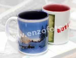 stampa tazza con foto torino