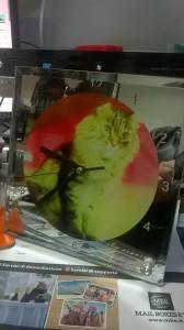 orologio con foto gatto